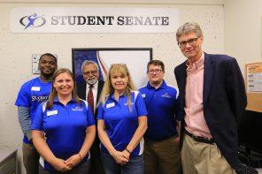 Student Senate Update Spring 2018