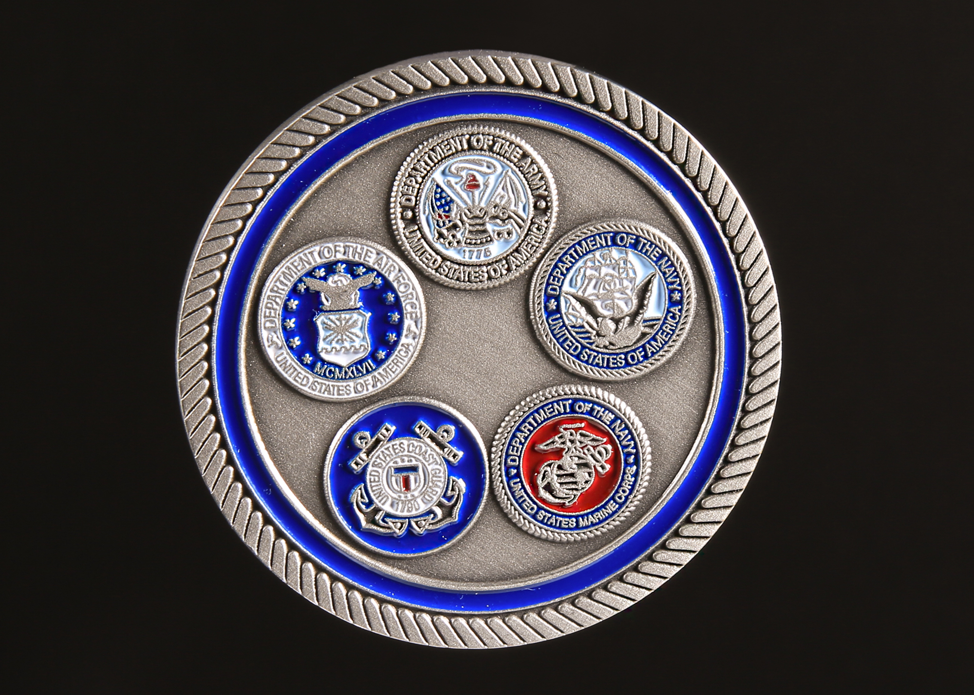 BTYR Challenge Coins for Employees | DCTC News