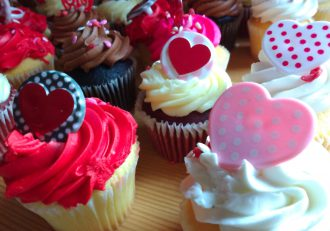 Cupcakes & Color