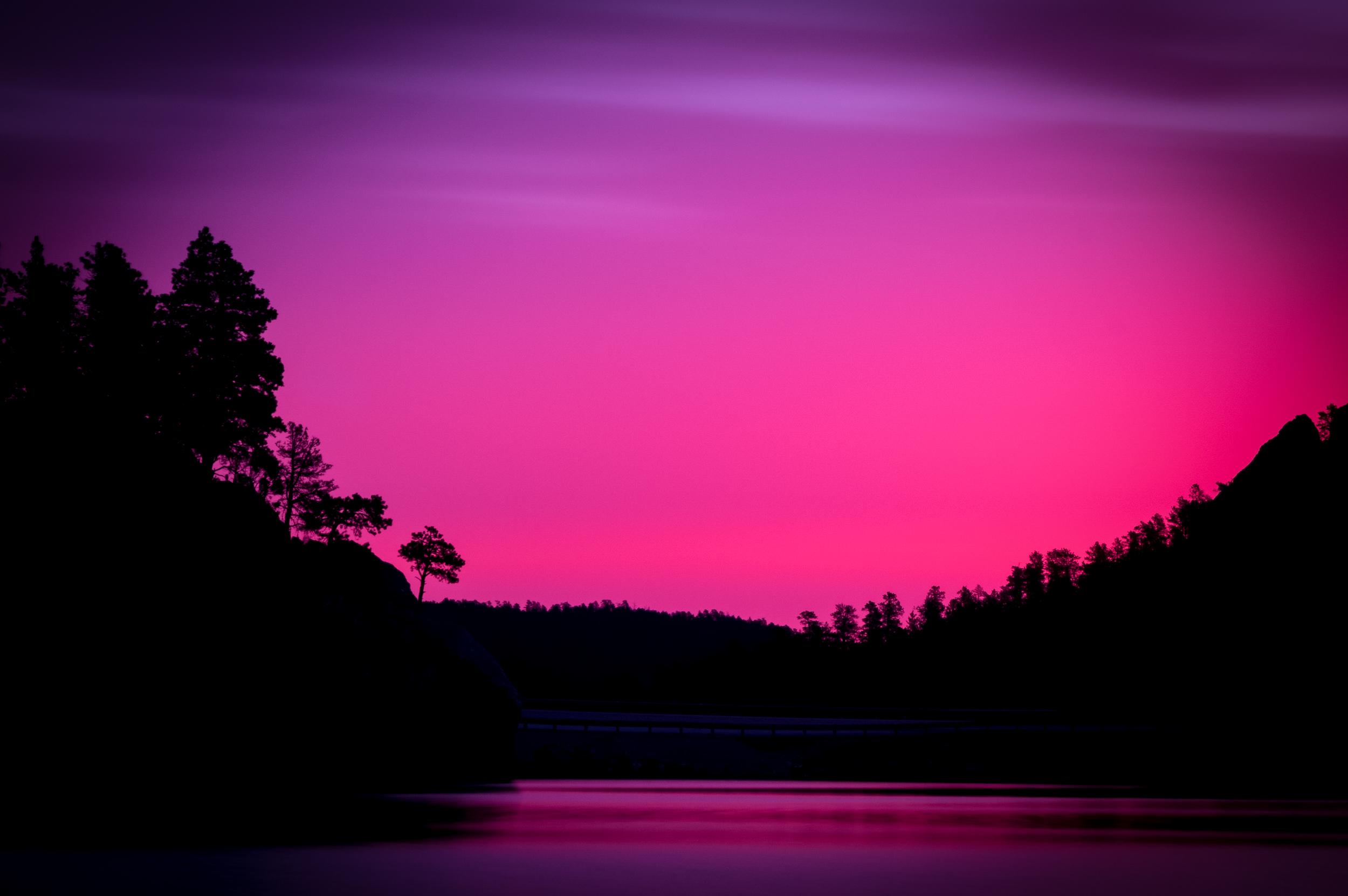 Horsethief Lake Sunrise