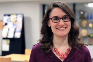 Alumna/Student Spotlight: Marta Roth