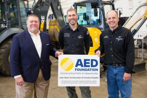 HCET Receives AED Re-Accreditation