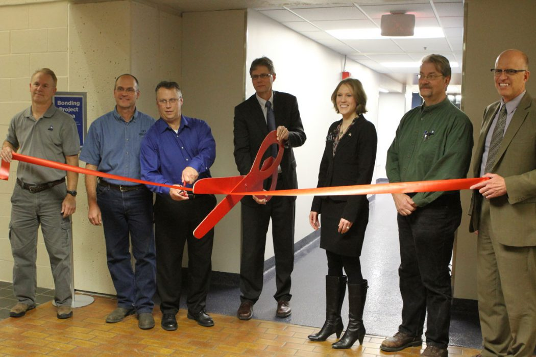 Phase I Ribbon-Cutting 2013
