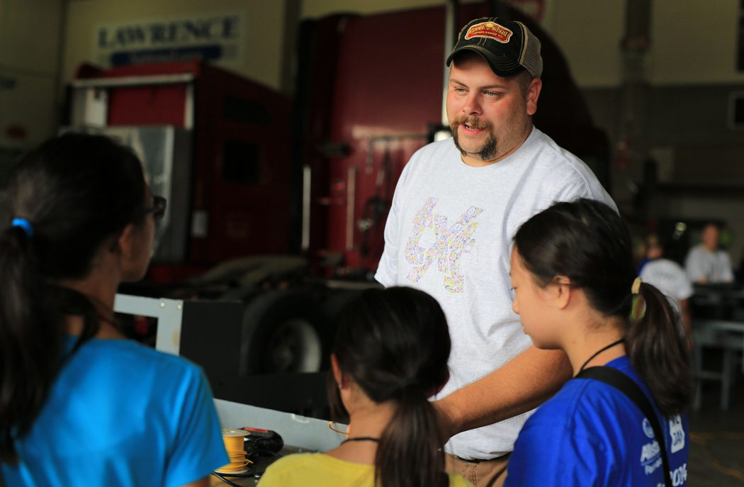 Brent teaching at TXT 2015