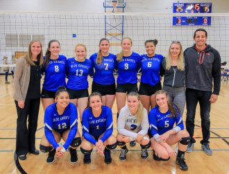 Blue Knights NJCAA DII Volleyball