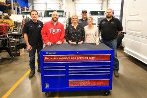 DSI Donates Tool Box to HDTT