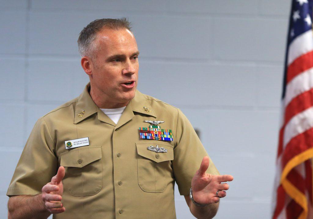 Senior Chief Bruce Kunkel (Ret.)