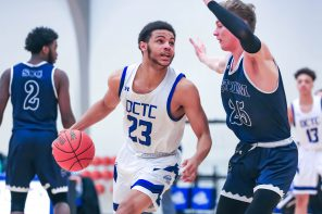 DCTC Wins NJCAA DII District VII Championship