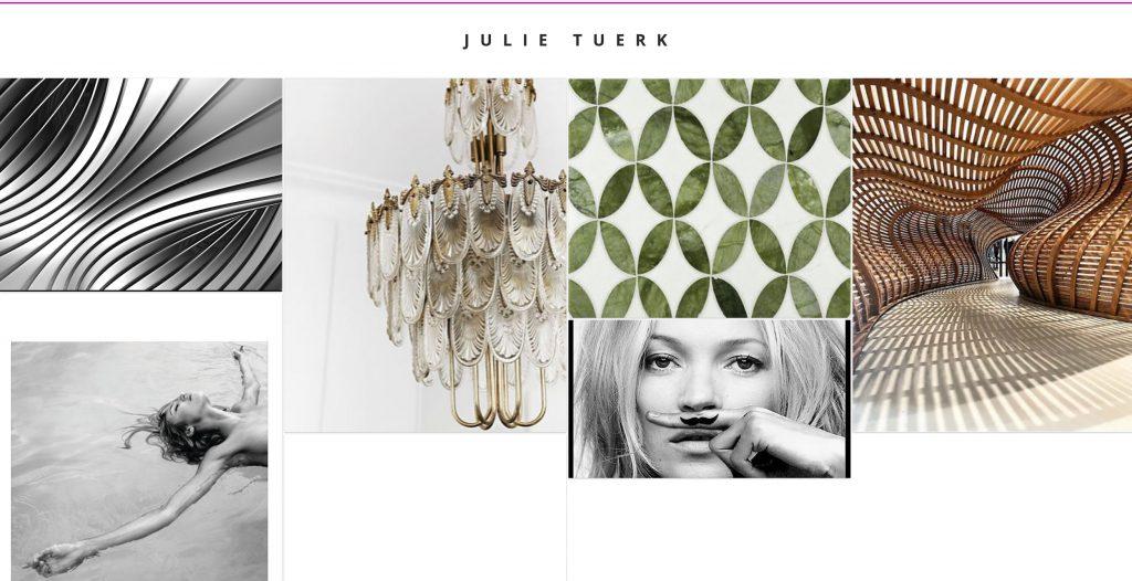 Julie Tuerk Design Portfolio