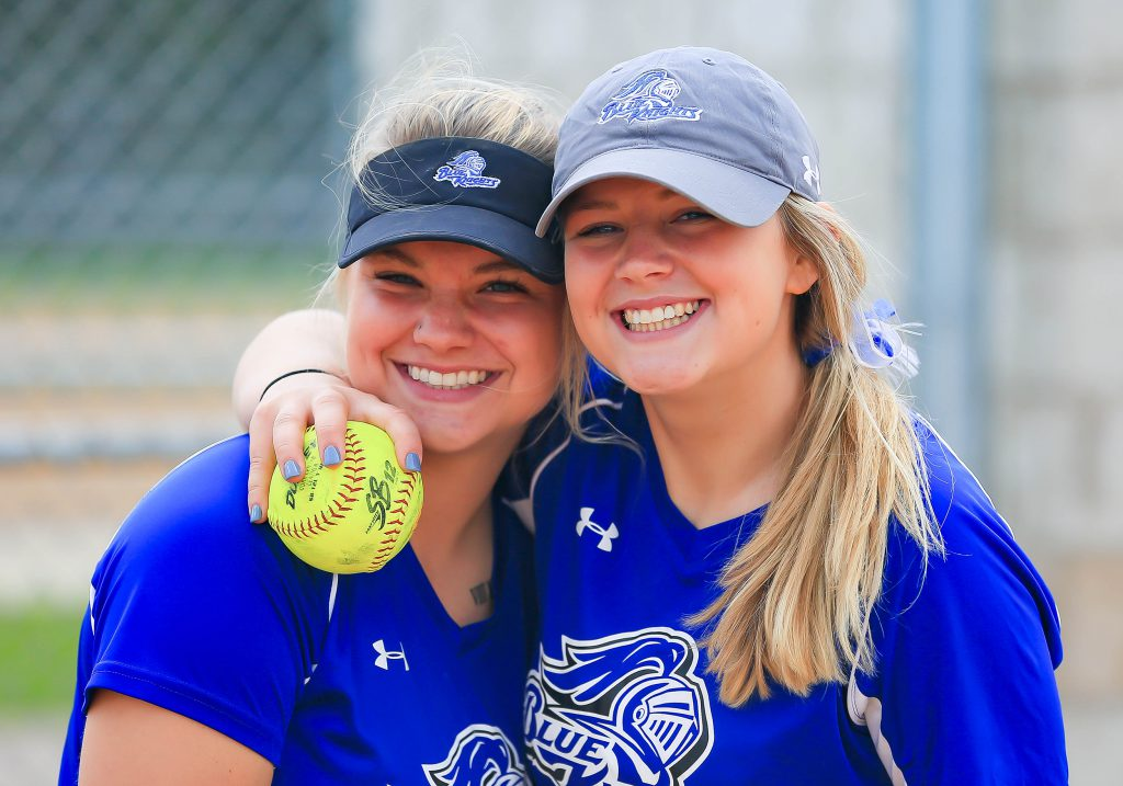 Blue Knights fastpitch softball