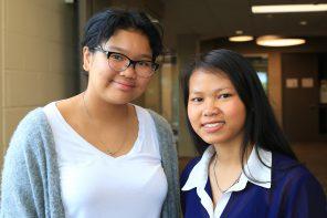 UB Alumni: Selena Sysourath & Soknary Men