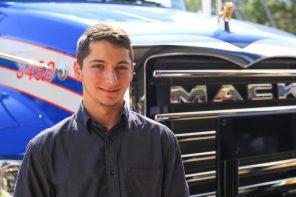 Student Spotlight: Gabe Krebs