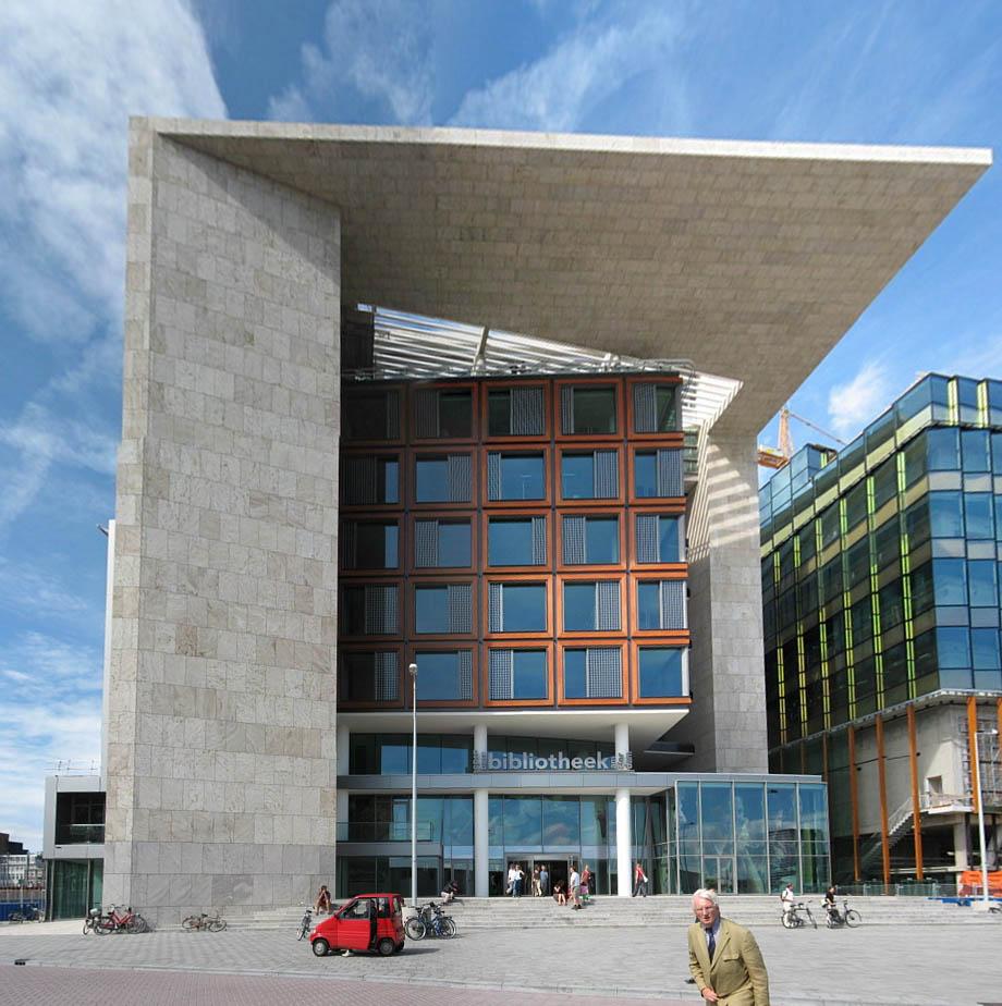 Openbare Bibliotheek Amsterdam (public library)