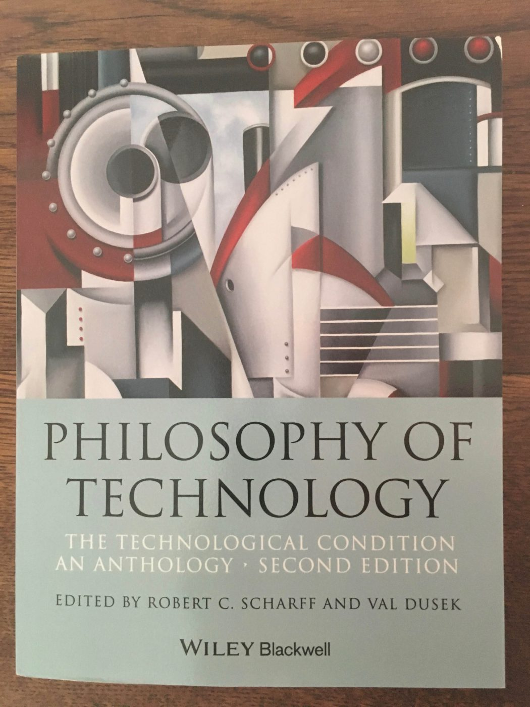 Philosophy of Technology course textbook