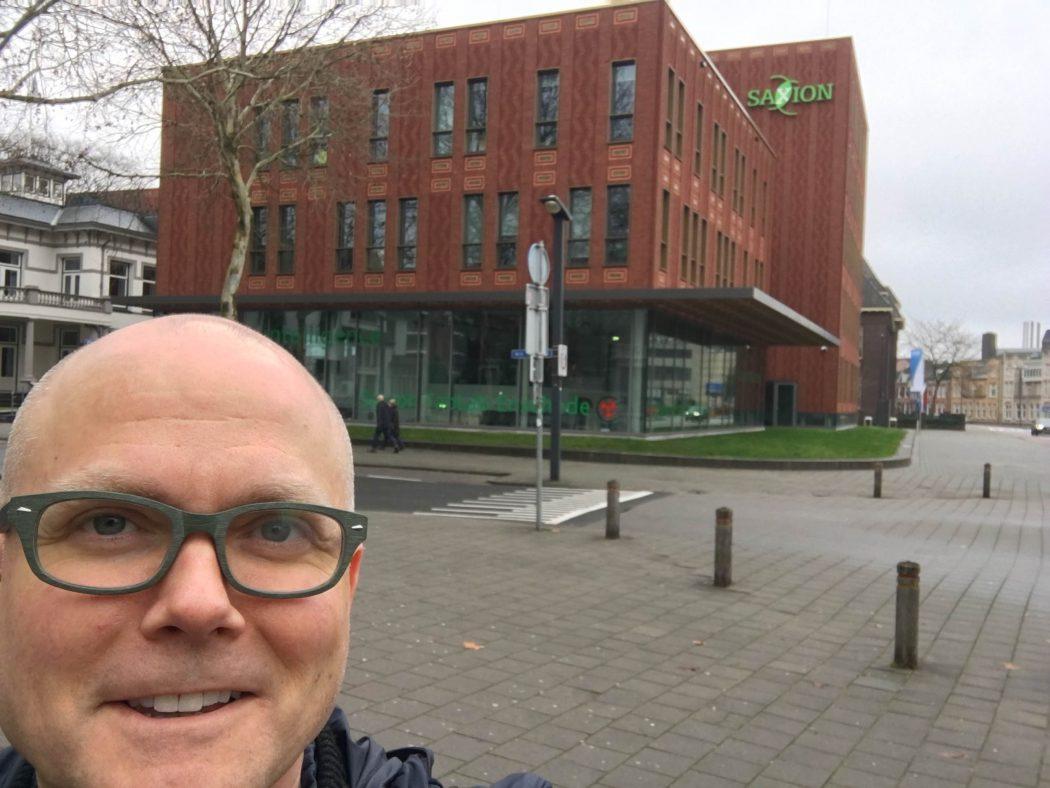 Saxion University in Enschede