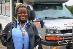 MVTA Bus Service at DCTC
