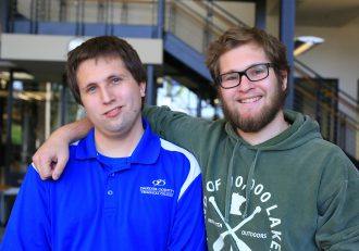 Daniel Skillicorn and Jason Skillicorn