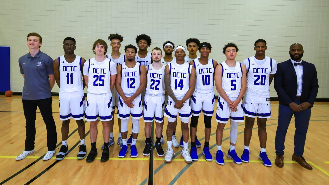 DCTC Blue Knights Basketball 2019-2020