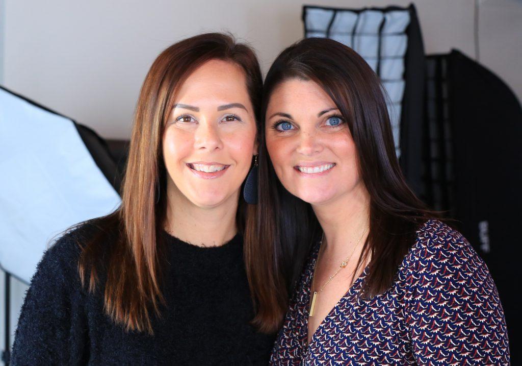 Michelle Lockwood and Lisa Cline
