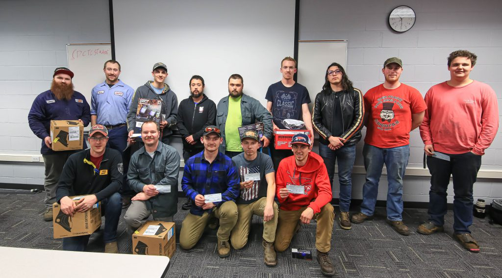 2020 AWS Behind the Mask Welding Competition winners: professionals and students