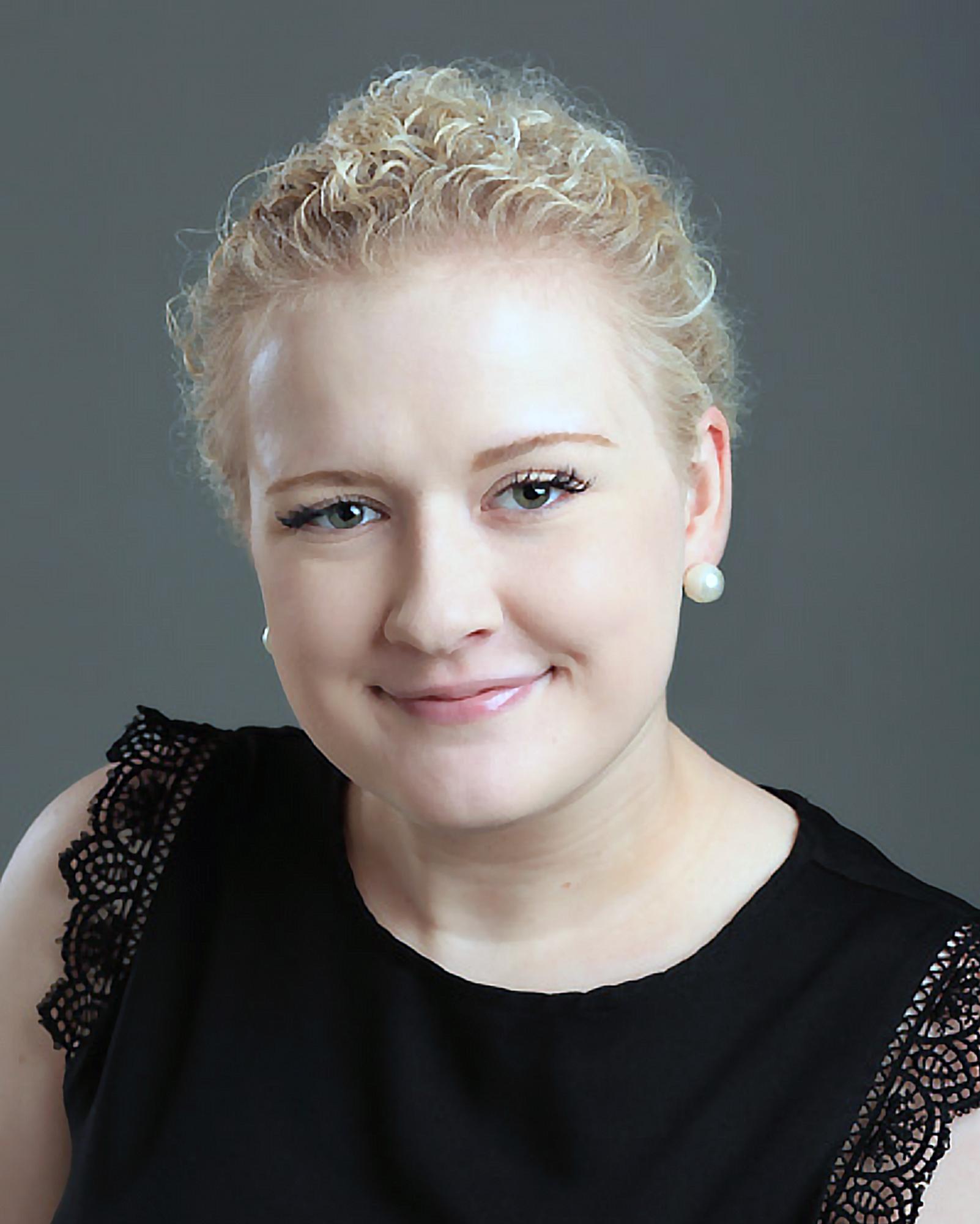 Abigail Anderson, DCTC graduate