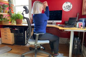 Chair Yoga and Relaxation Exercises