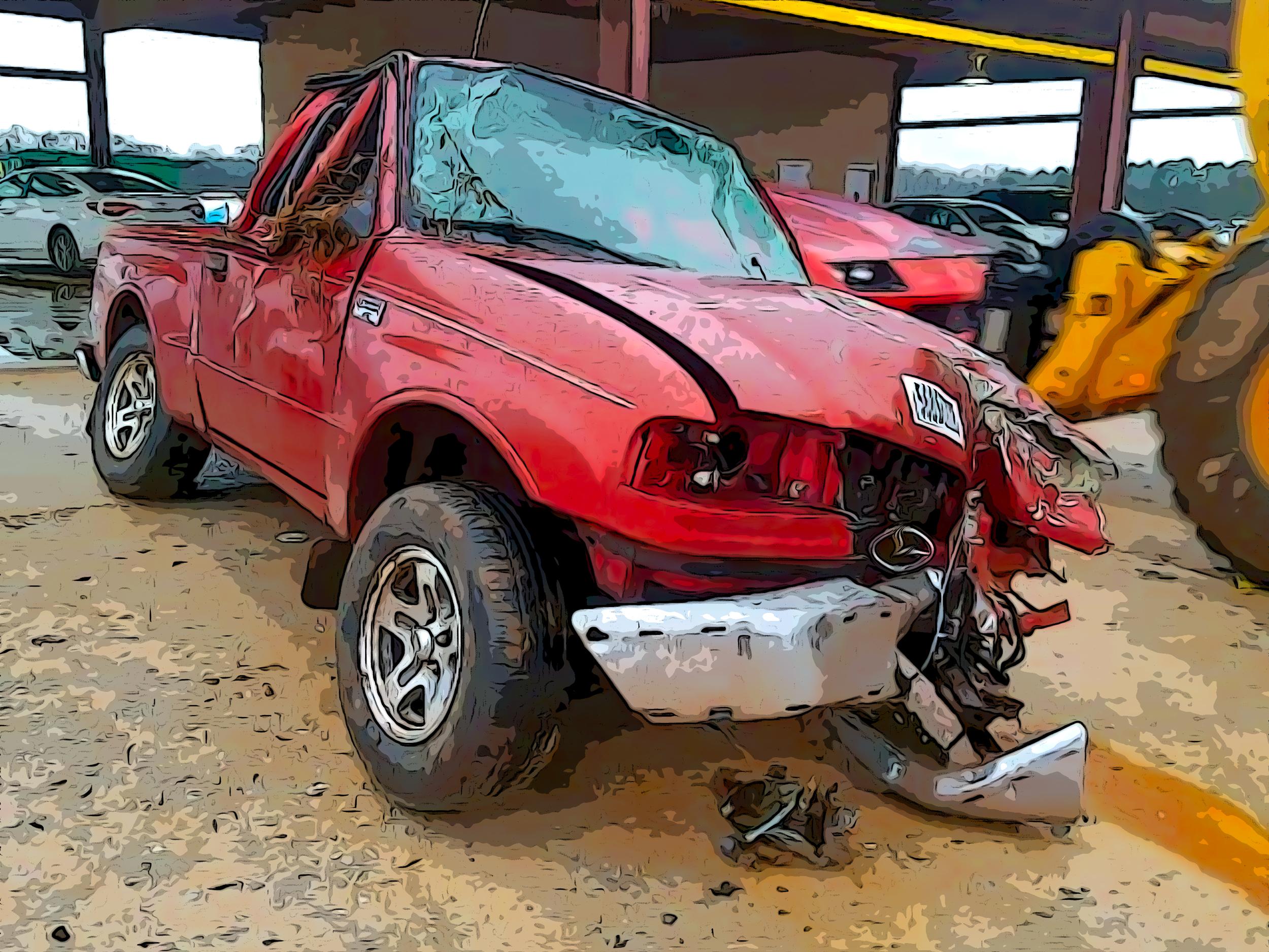 Jeremy; Mazda B3000