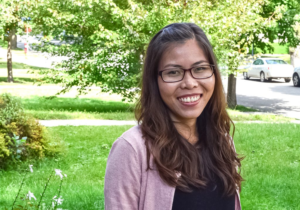 Alumna Spotlight: Lanh Nguyen