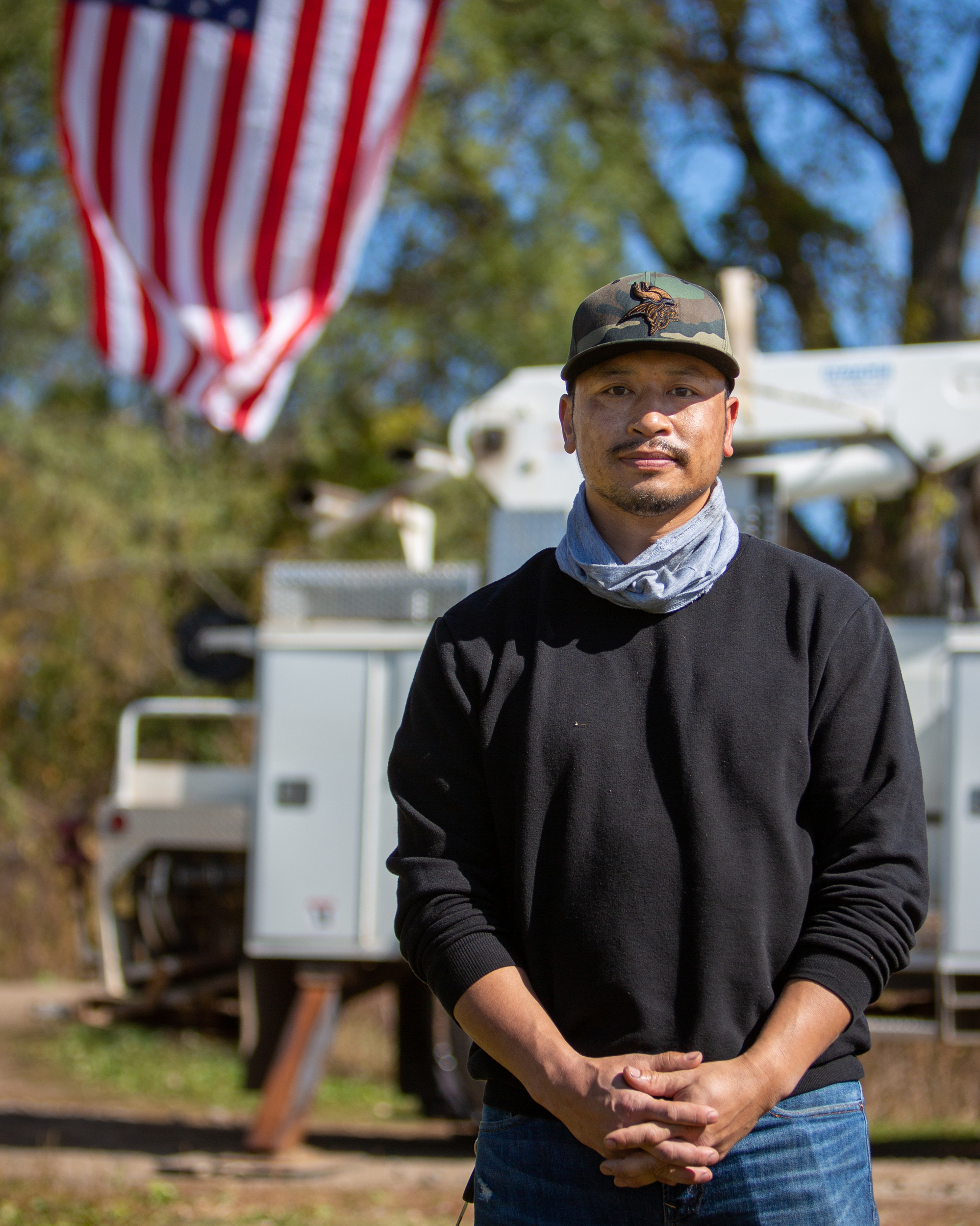 Phounsavath Phalavong, U.S. military veteran, Heavy Duty Truck Technology