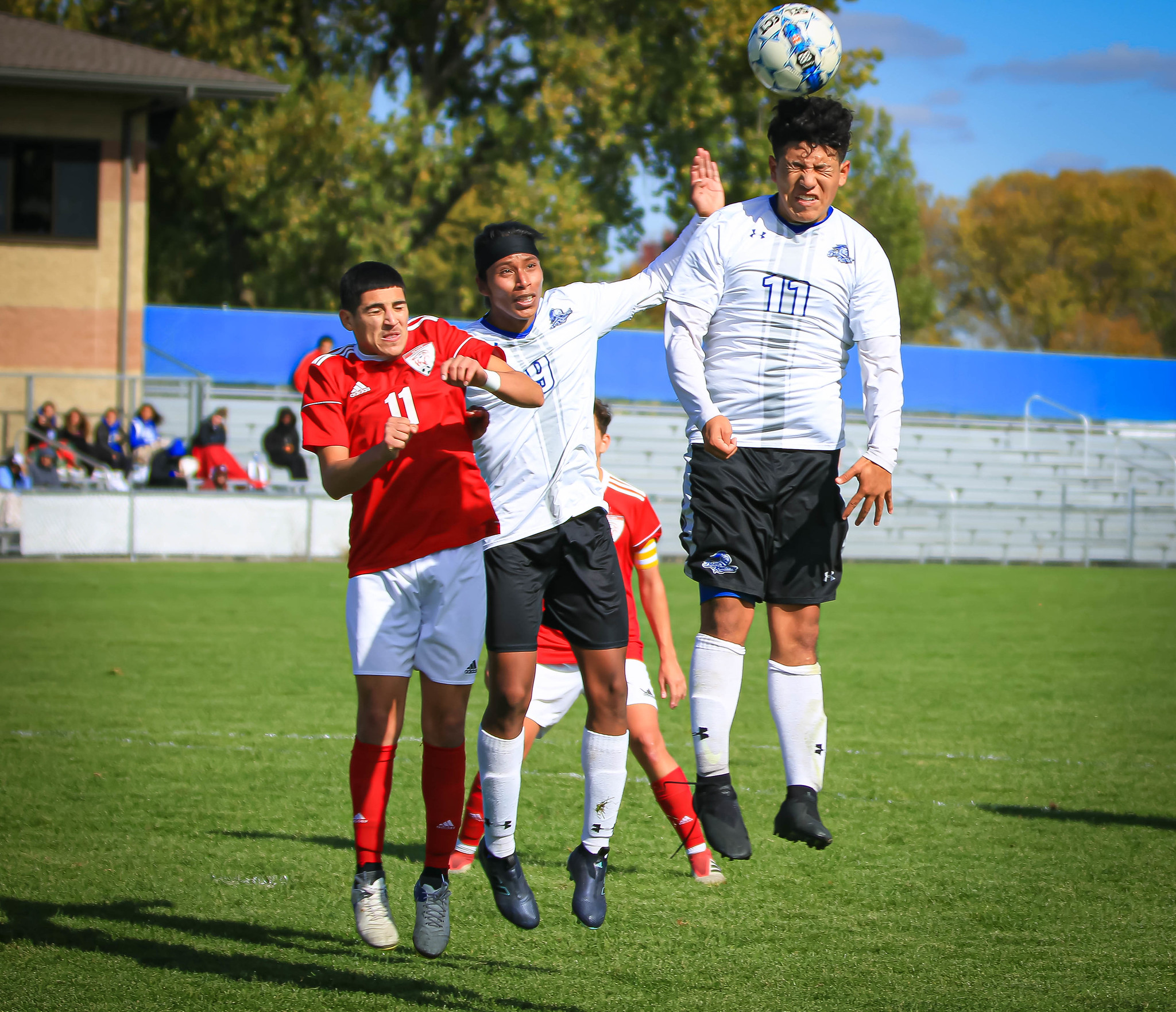 DCTC Blue Knights vs Scott CC Eagles, October 14, 2019