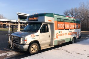 MVTA Connect Expands Ride-On-Demand Service to Include DCTC Campus