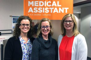 Three Medical Assistant Faculty Are DCTC Alums