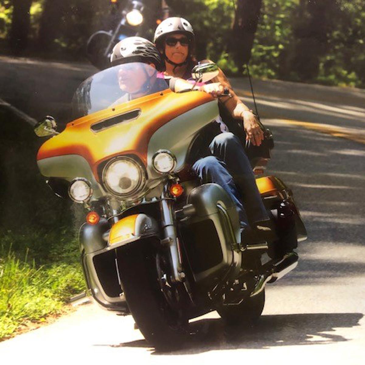 Christine-Tennessee-Ride