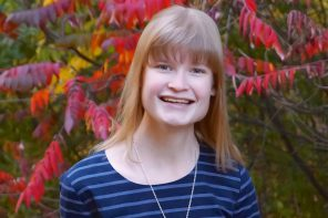 Emily Grace Swanson Receives 2020–2021 Dave Schroeder Outstanding Student Award
