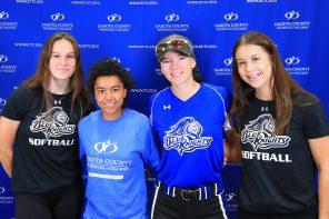 DCTC Softball Completes Freshman Class