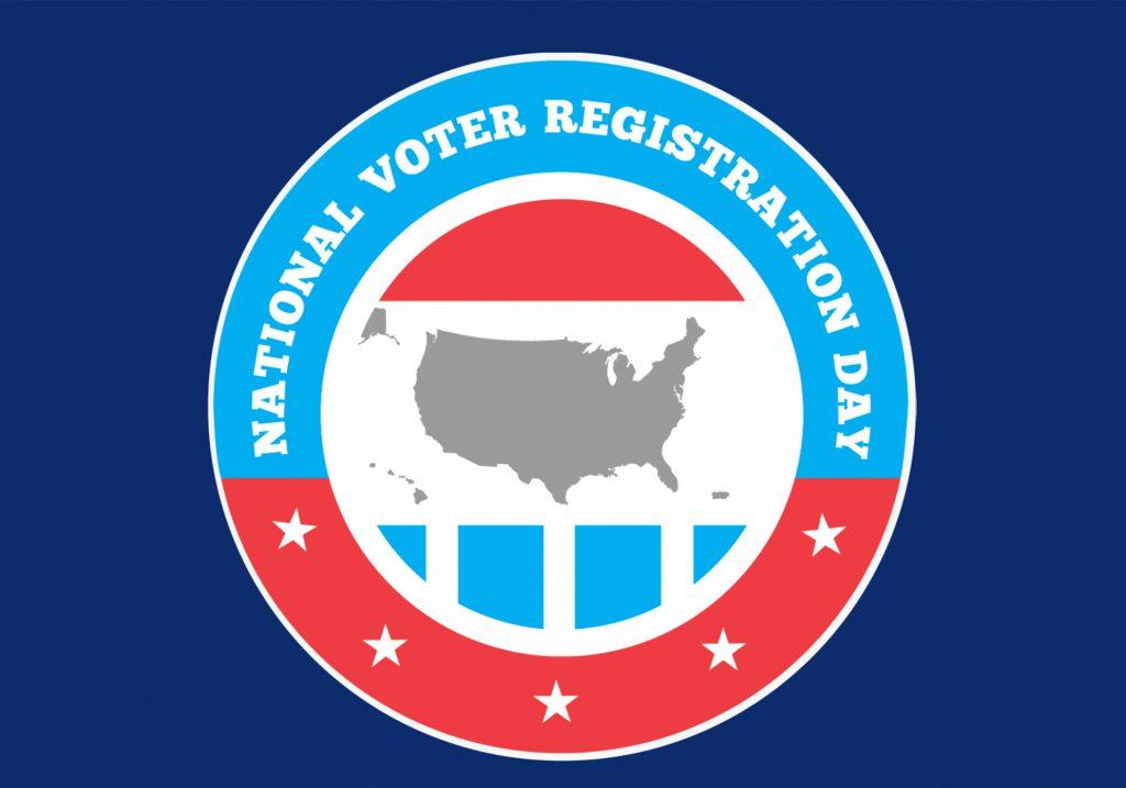 National Voter Registration Day 2021