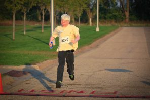 Healthy Knight 5K/1 Mile Run: Race Results