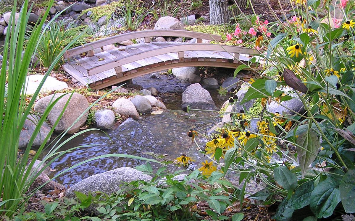 Landscape Designer Steve Gorman Courtesy of Bachman's, Inc.