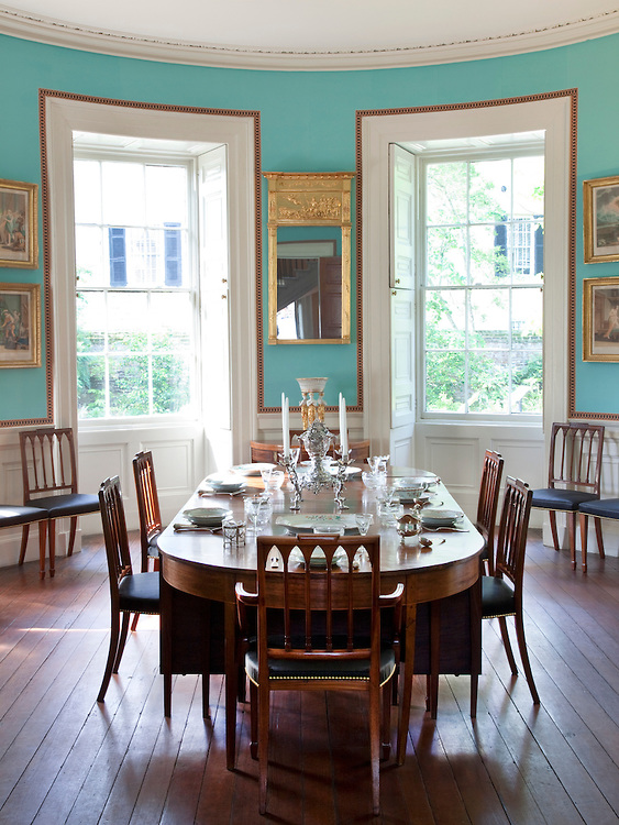 Restoration Of A Neo Classic Townhome