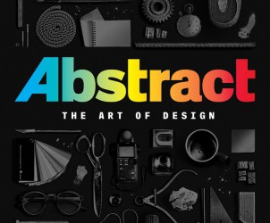 Abstract Banner