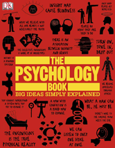 BF121 Big Ideas Simply Explained: The Psychology Book