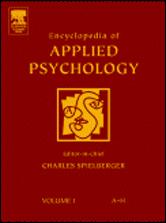 BF636 Encyclopedia of Applied Psychology