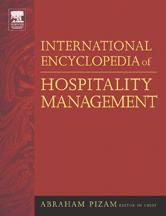 TX911.3 International Encyclopedia of Hospitality Management