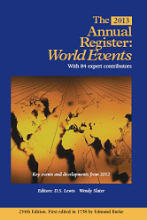D2 2013 Annual Register