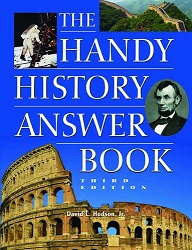 D handy history answer book
