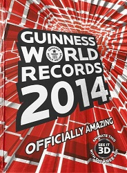AG Guinness world records 2014