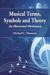 ML108 Musical Terms, Symbols and Theory