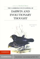 QH360.2 Cambridge Encyclopedia of Darwin and Evolutionary Thought