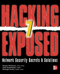 TK5105.59 Hacking exposed 7