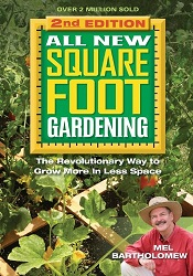 SB321 All new square foot gardening